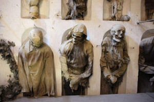 Catacomb Capuchin