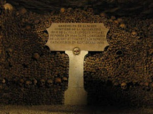 Catacomb Paris